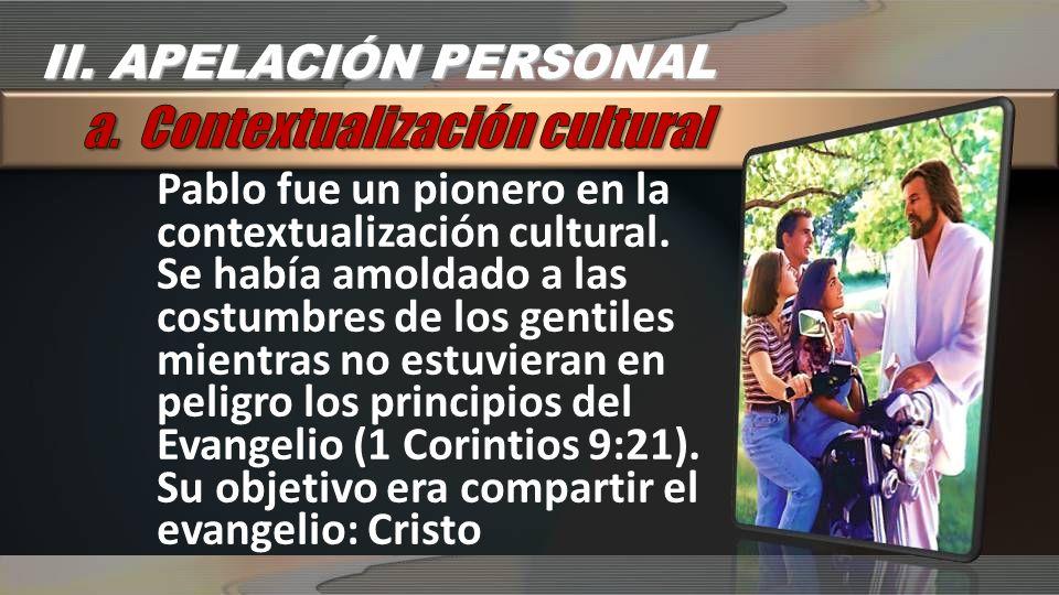 a. Contextualización cultural