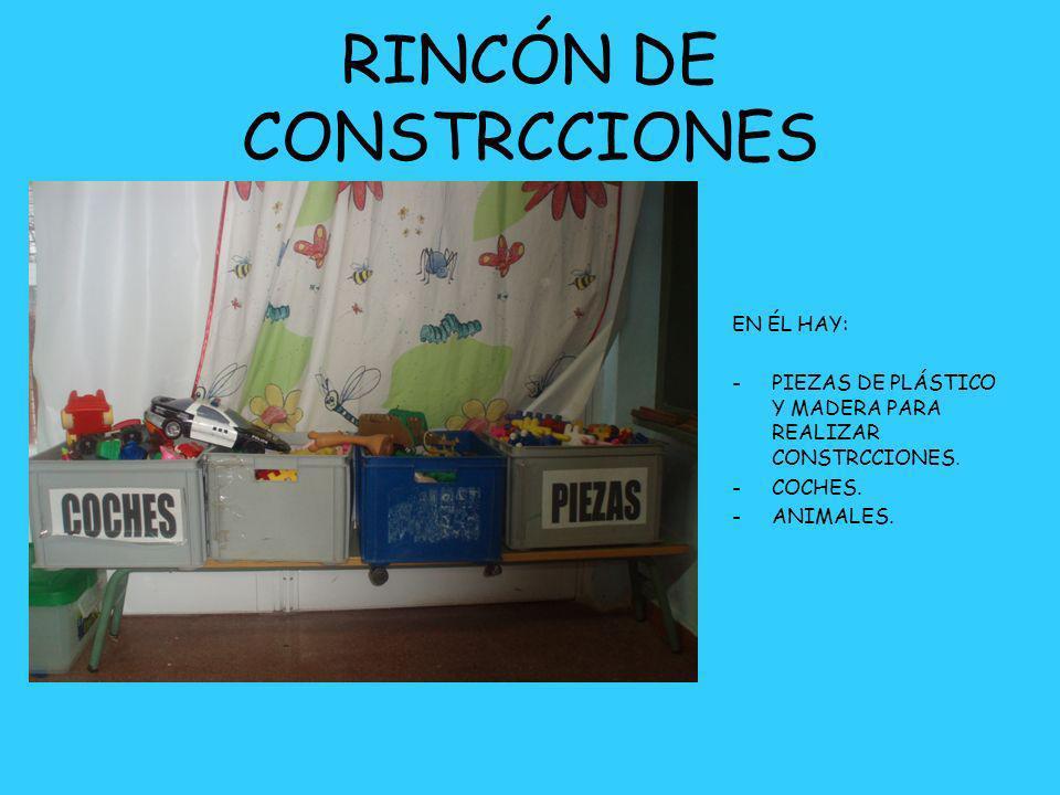 RINCÓN DE CONSTRCCIONES