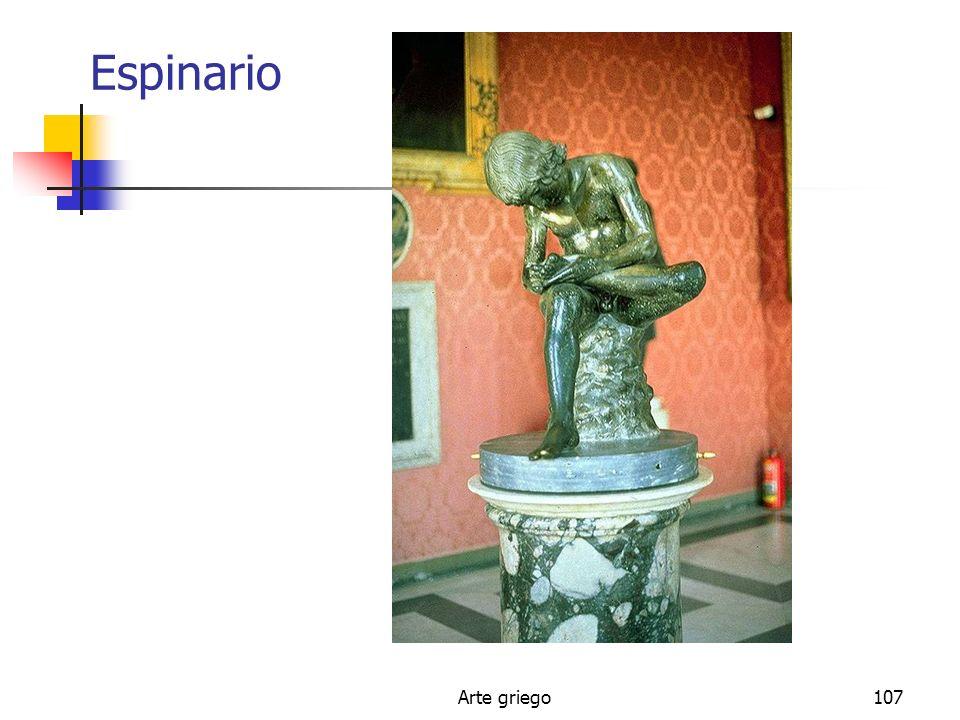 Espinario Arte griego