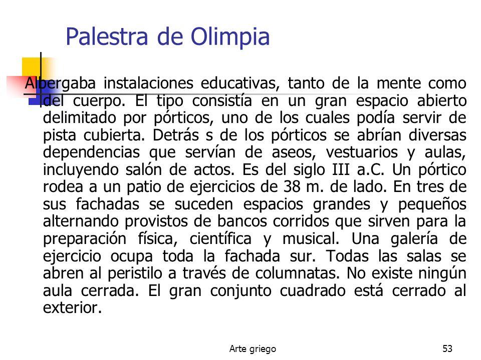 Palestra de Olimpia