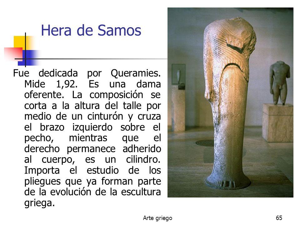 Hera de Samos