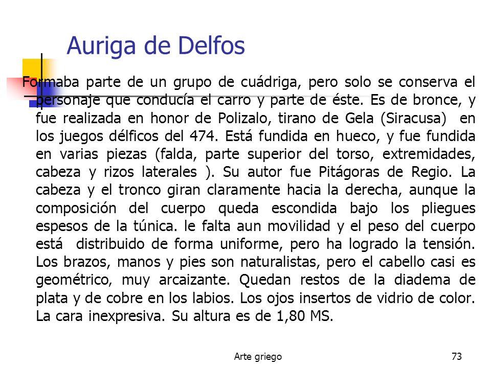 Auriga de Delfos