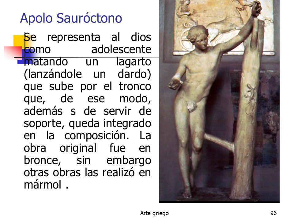 Apolo Sauróctono