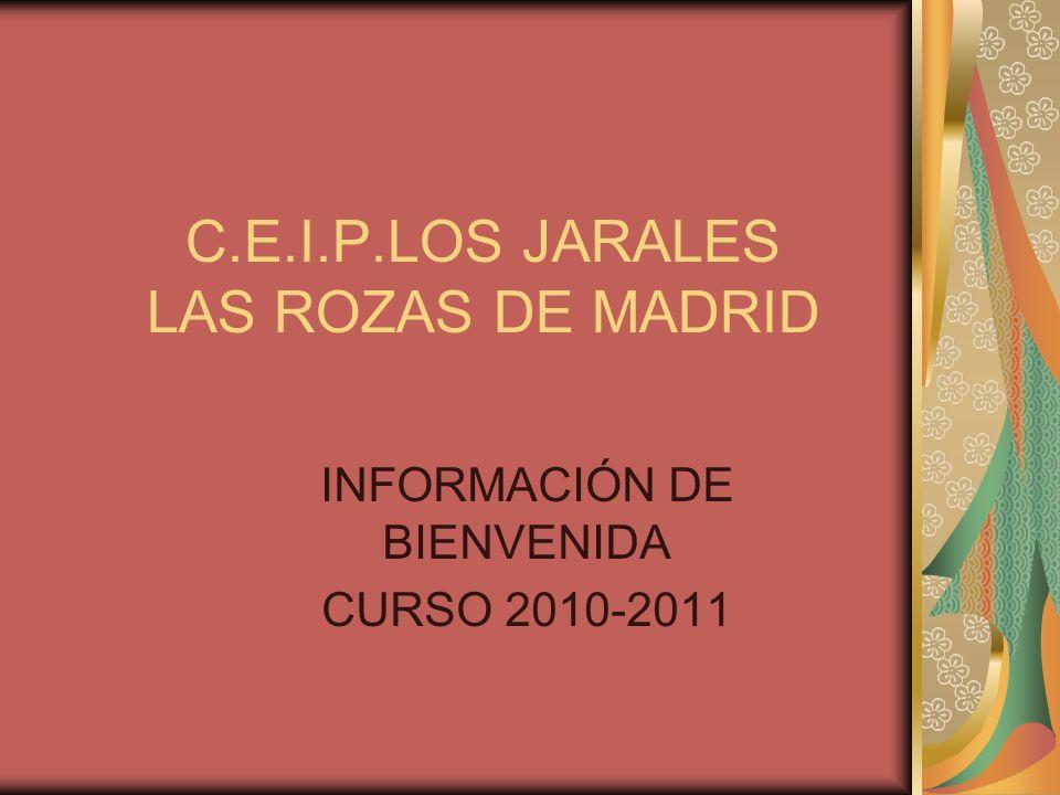 C.E.I.P.LOS JARALES LAS ROZAS DE MADRID