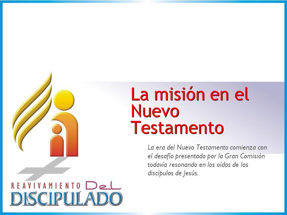 La misión en el Nuevo Testamento