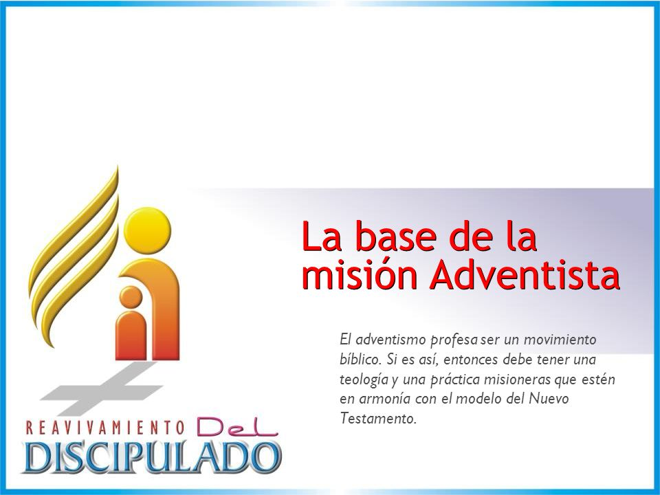 La base de la misión Adventista