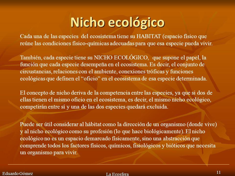 Nicho ecológico