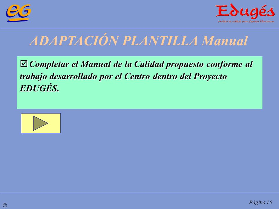 ADAPTACIÓN PLANTILLA Manual