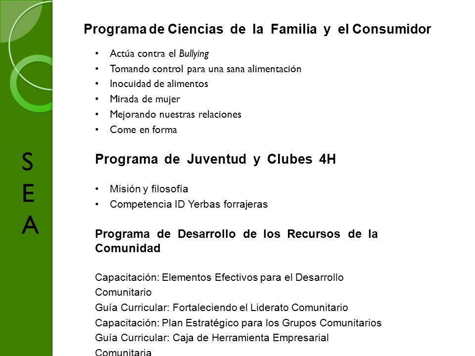 ESTACION EPERIMENTAL AGRICOLA SERVICIO DE EXTENCION AGRICOLA - ppt ...