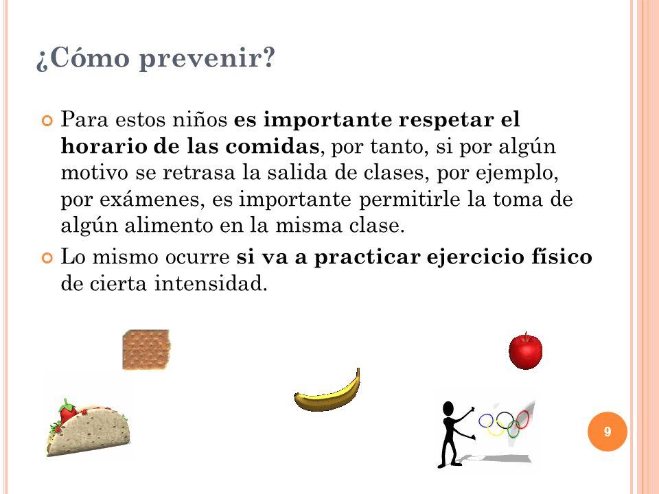 ¿Cómo prevenir