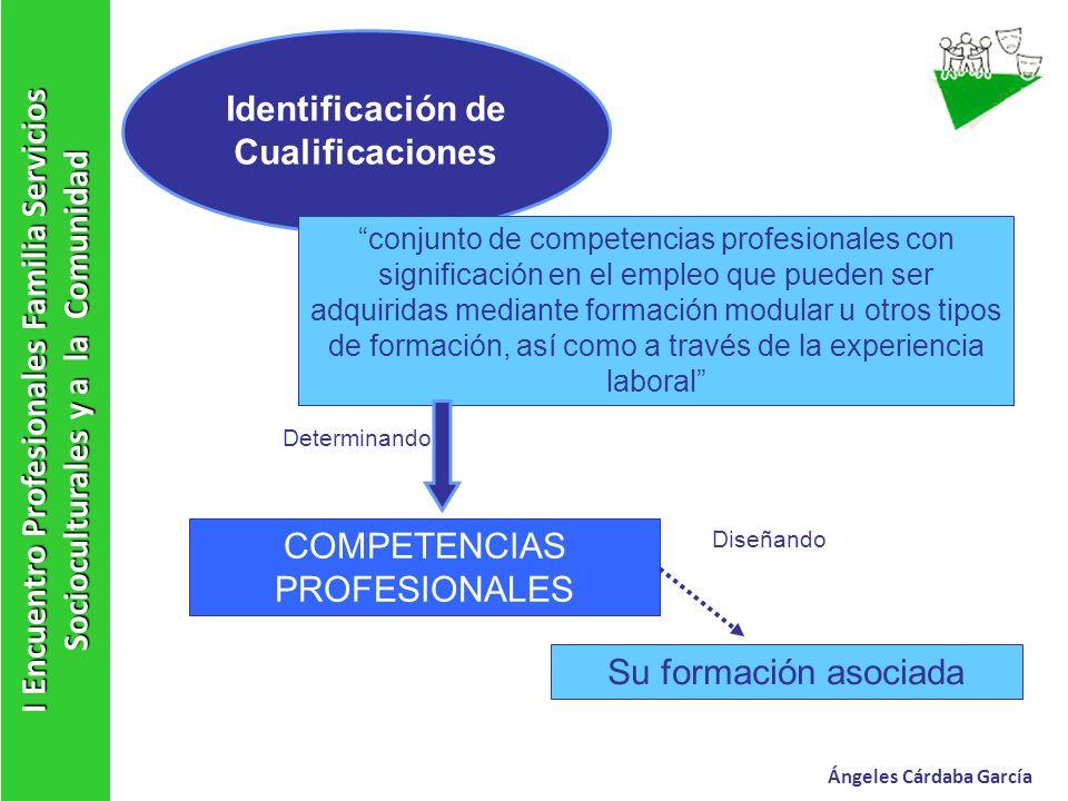 Identificación de Cualificaciones