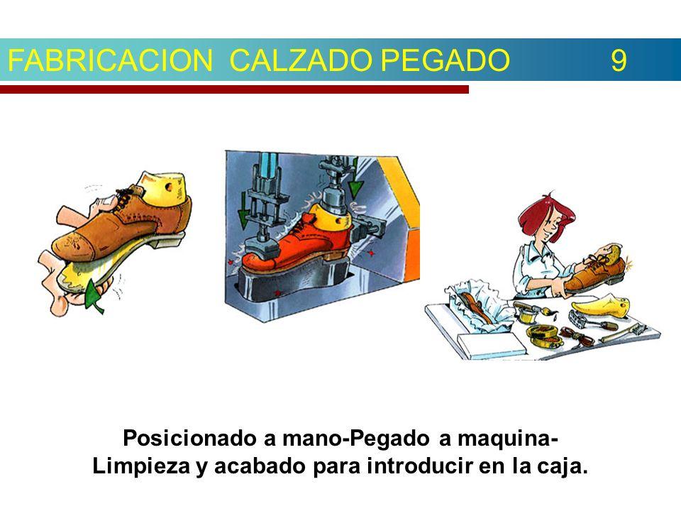 FABRICACION CALZADO PEGADO 9