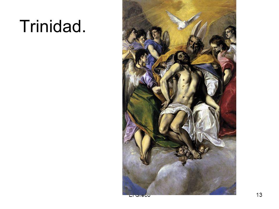 Trinidad. El Greco