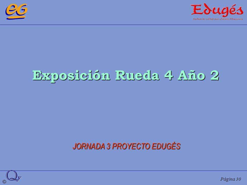 JORNADA 3 PROYECTO EDUGÉS