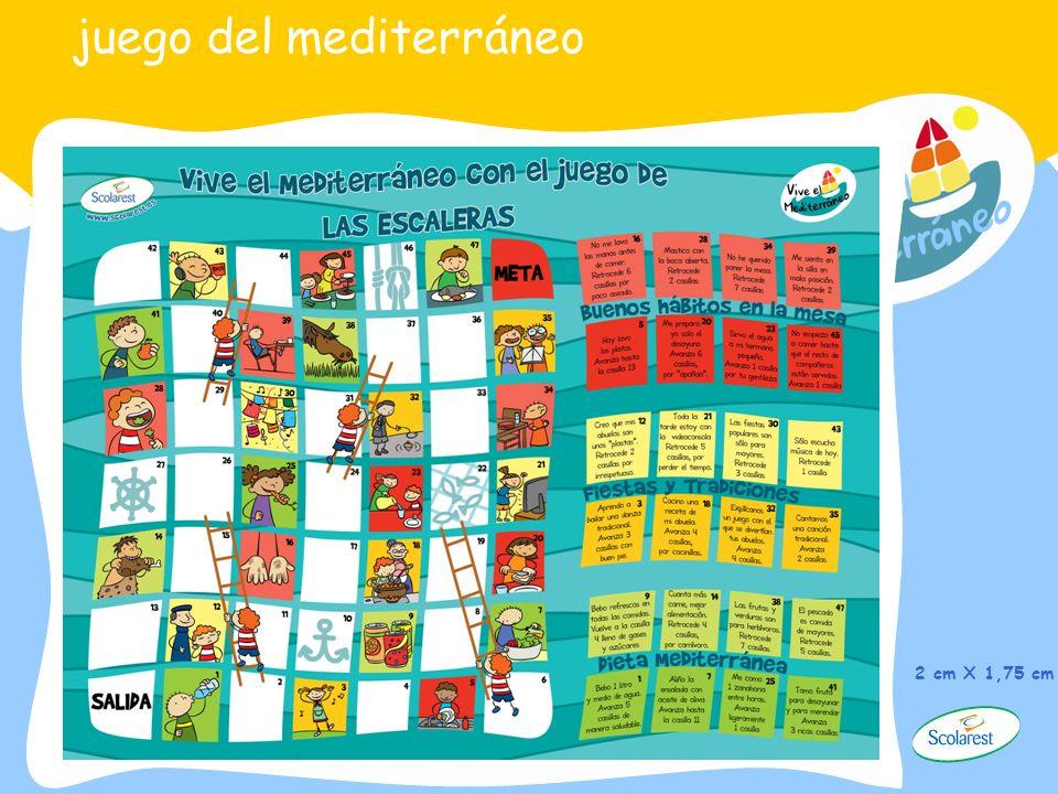 juego del mediterráneo