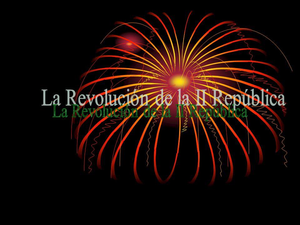 La Revolución de la II República