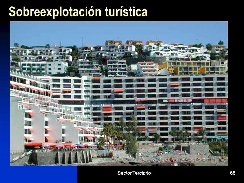 Sobreexplotación turística