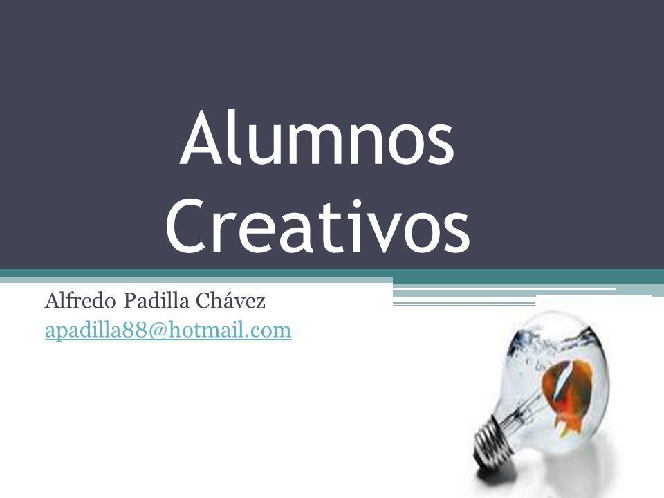Alfredo Padilla Chávez apadilla88@hotmail.com