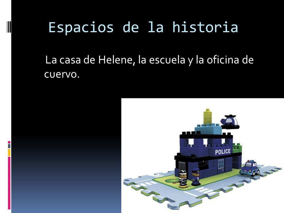 Espacios de la historia