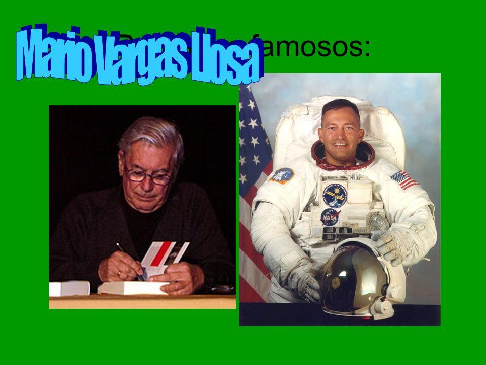 Peruanos famosos: Mario Vargas Llosa