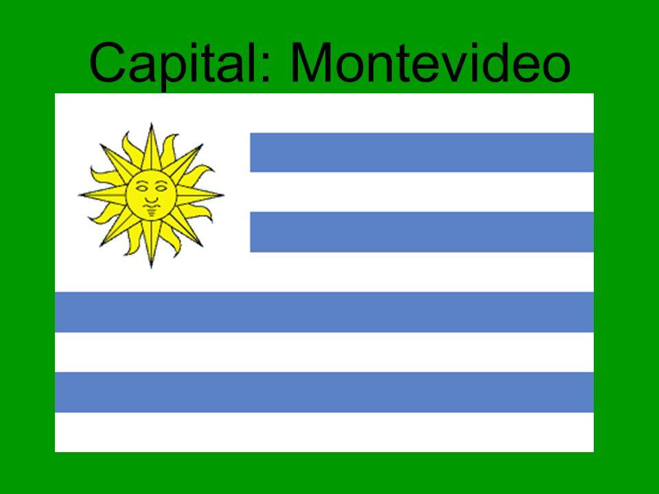 Capital: Montevideo