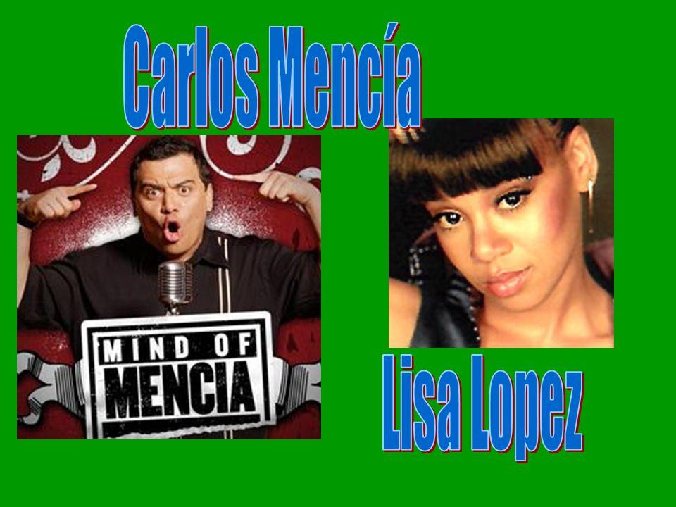 Carlos Mencía Lisa Lopez