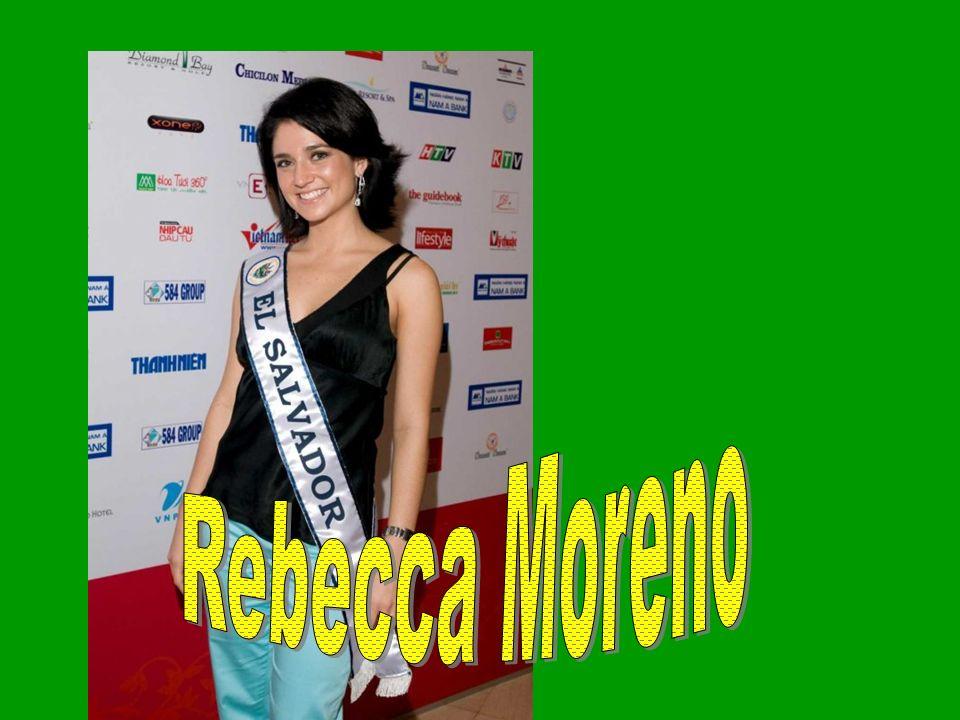 Rebecca Moreno