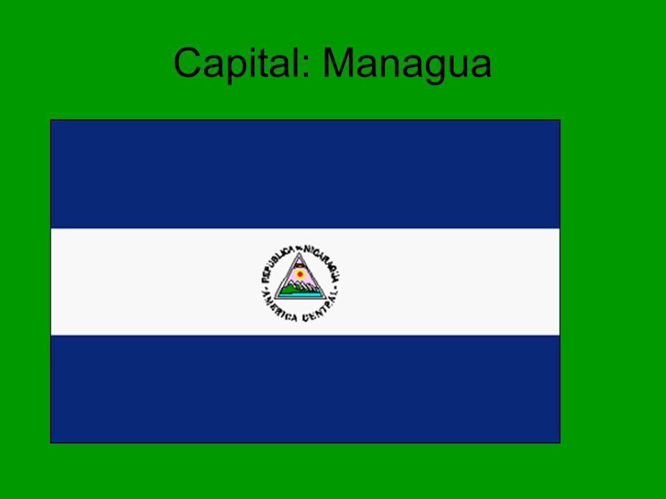 Capital: Managua