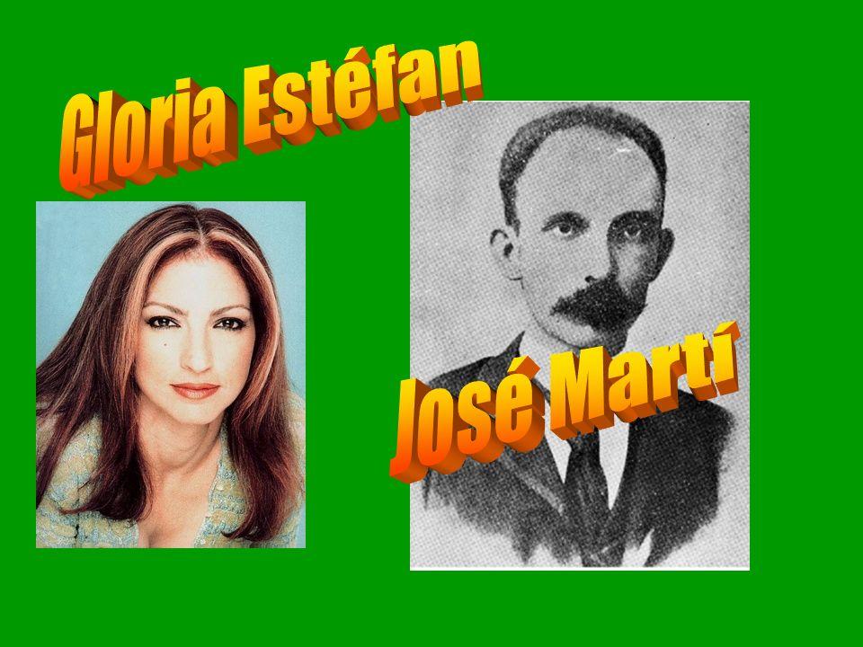 Gloria Estéfan José Martí