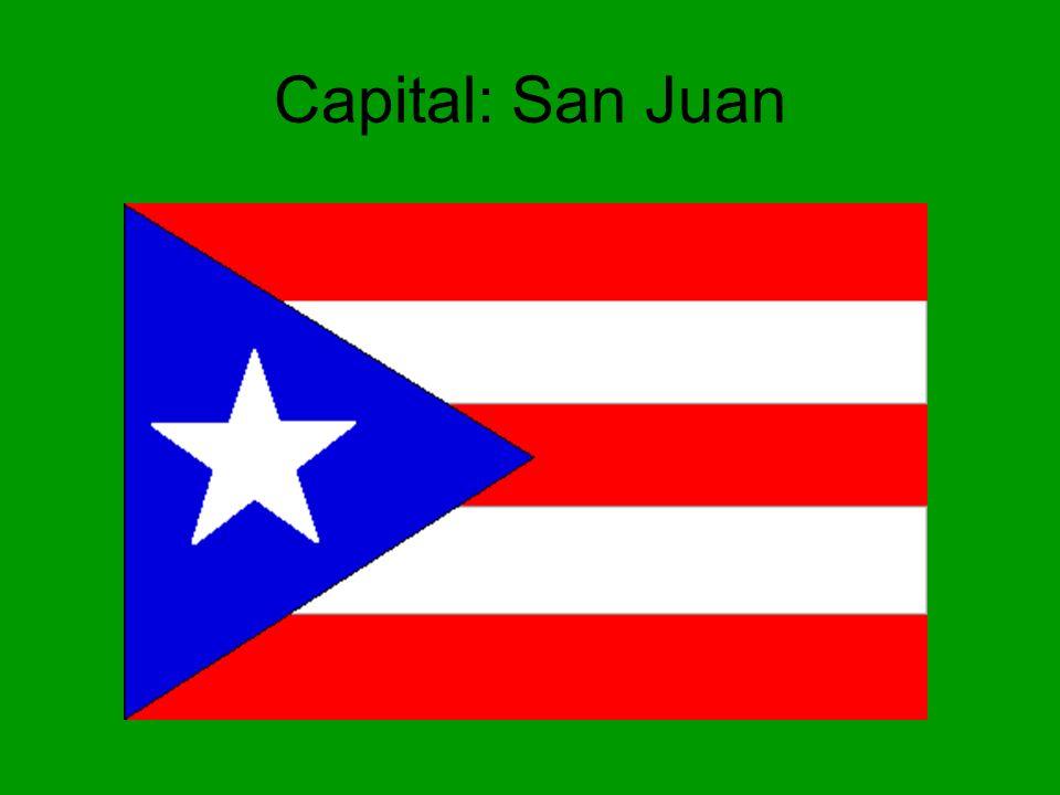 Capital: San Juan