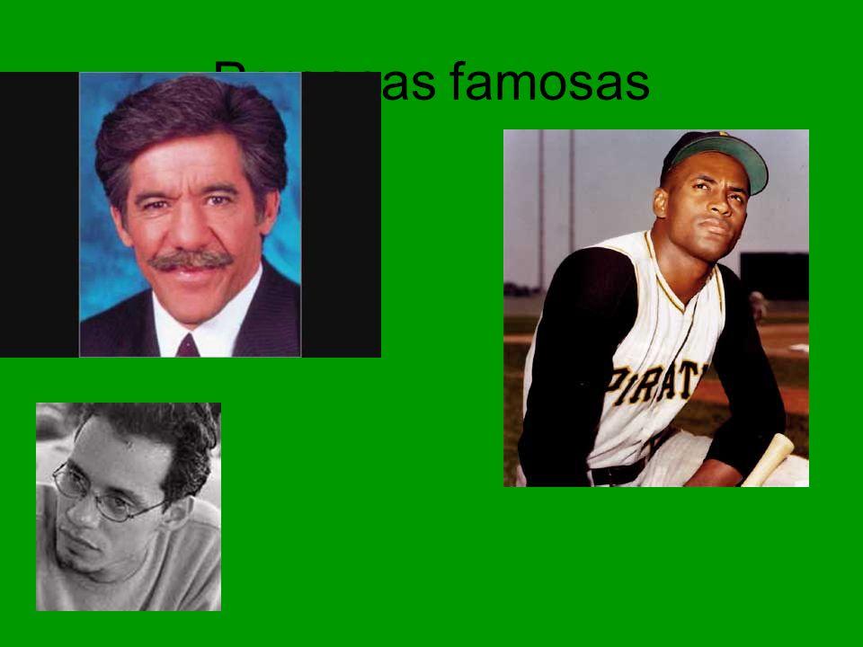 Personas famosas