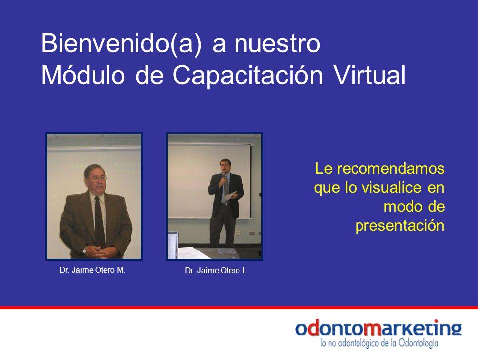 Bienvenido(a) a nuestro Módulo de Capacitación Virtual