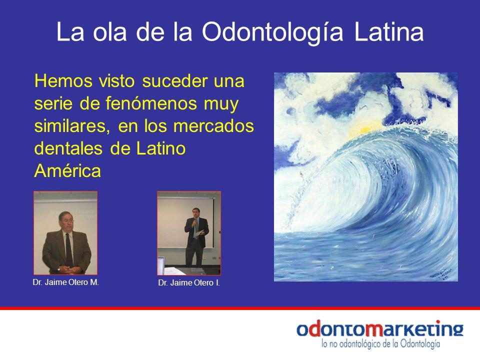 La ola de la Odontología Latina