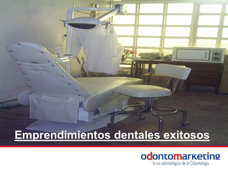Emprendimientos dentales exitosos