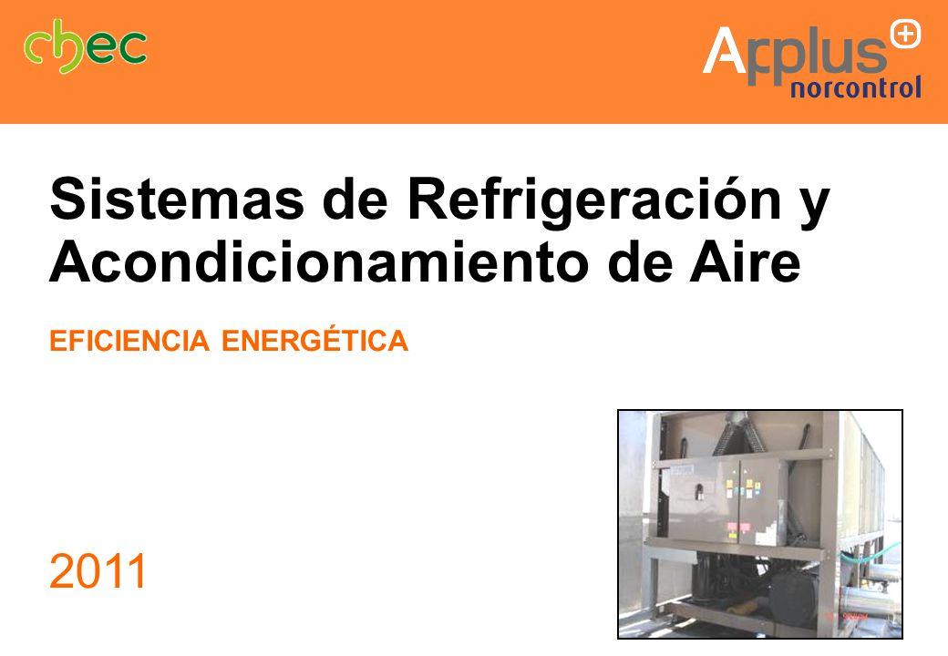 Sistemas de Refrigeración y Acondicionamiento de Aire