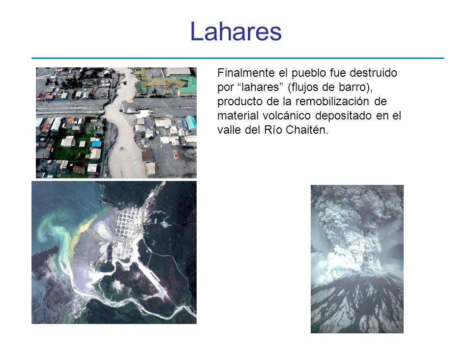 Lahares