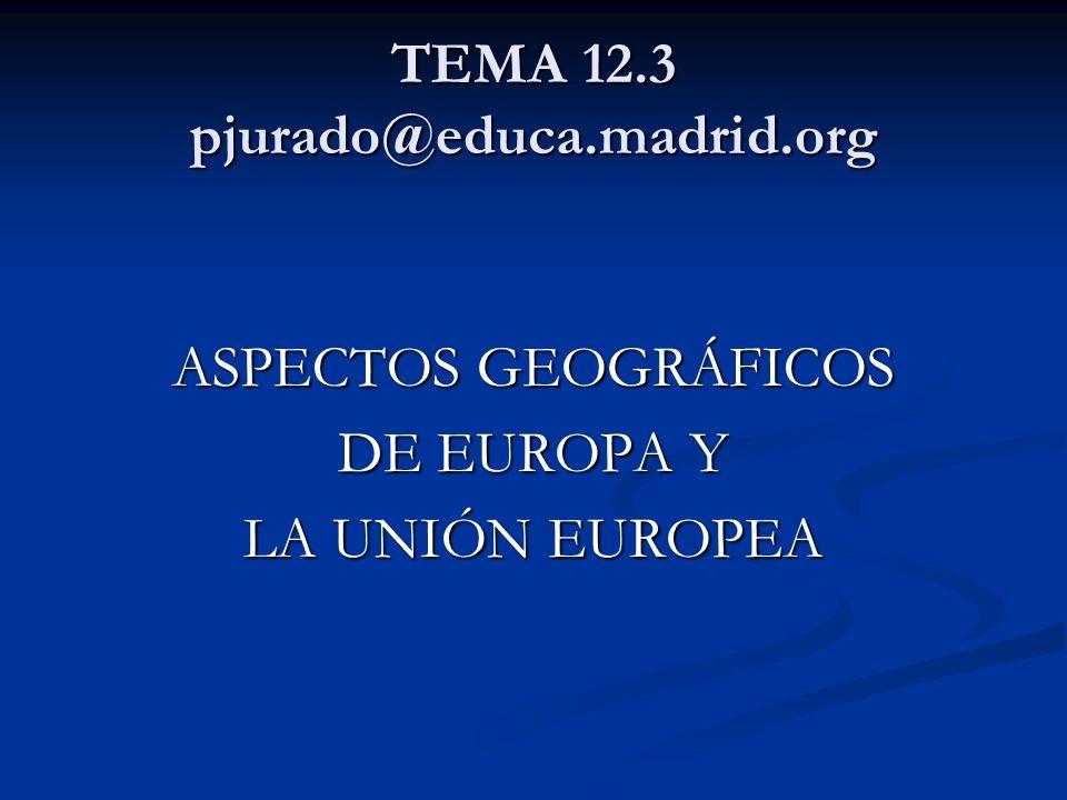 TEMA 12.3 pjurado@educa.madrid.org