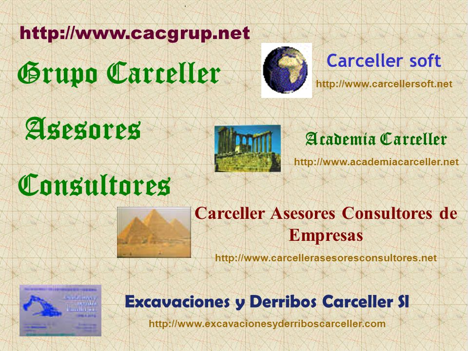 Carceller Asesores Consultores de Empresas