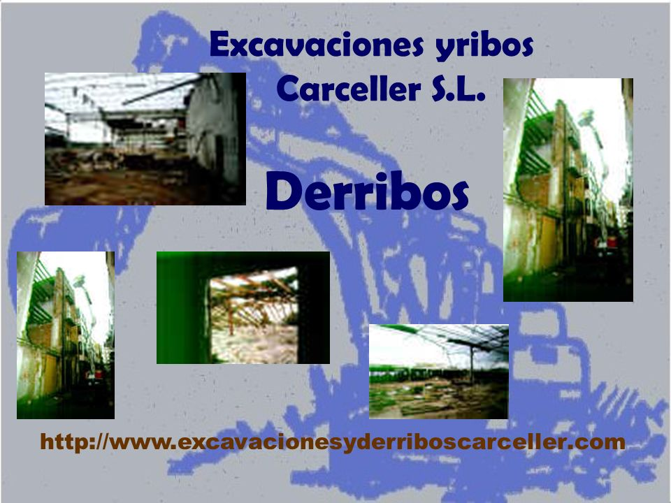 Excavaciones yribos Carceller S.L.