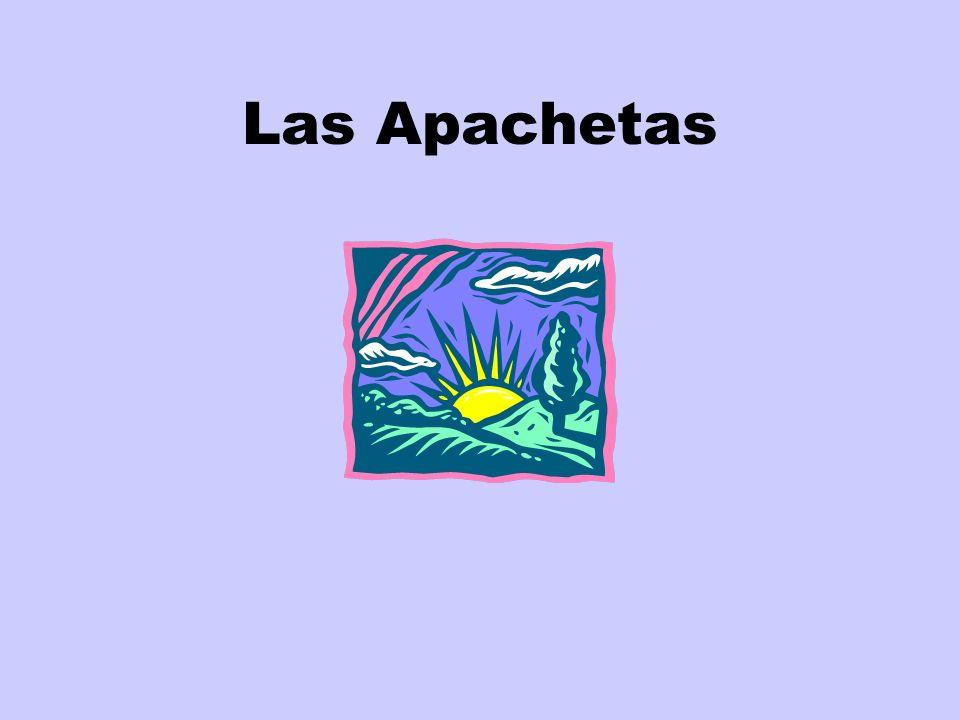 Las Apachetas