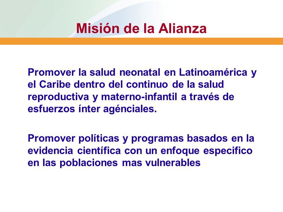 Misión de la Alianza