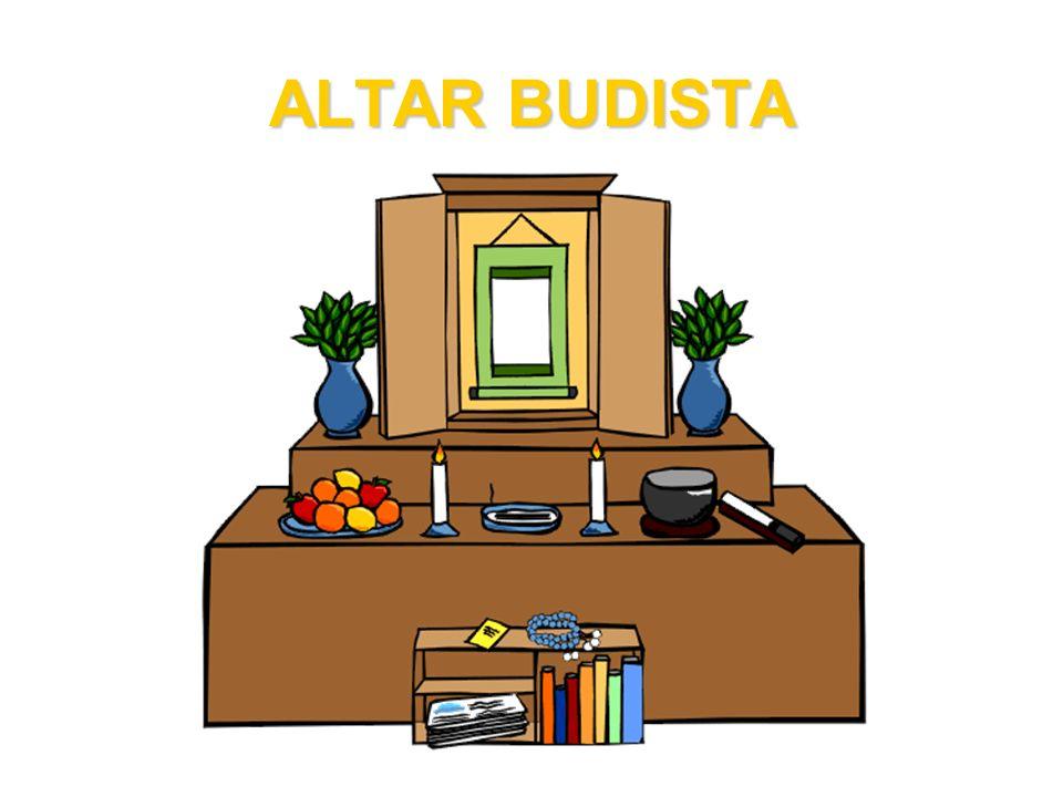ALTAR BUDISTA