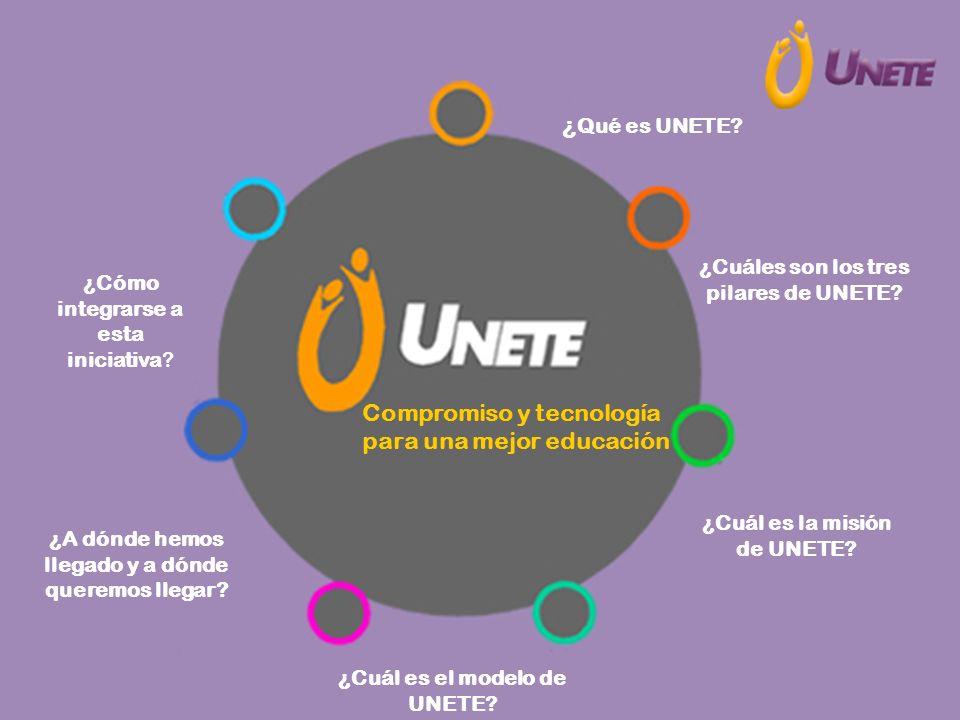 Compromiso y tecnología para una mejor educación