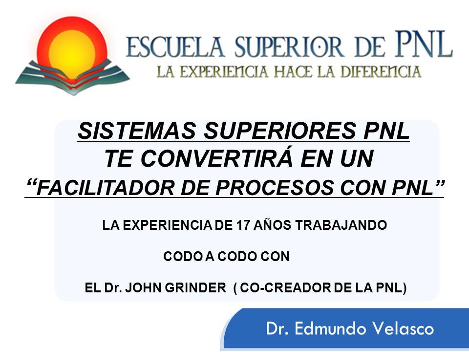 SISTEMAS SUPERIORES PNL TE CONVERTIRÁ EN UN