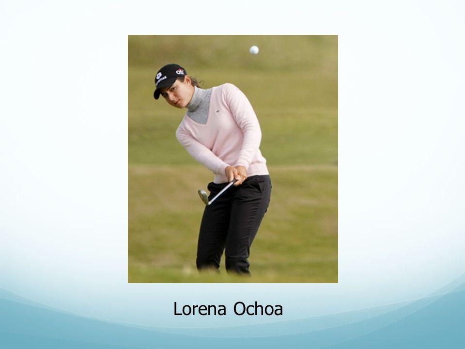 Lorena Ochoa
