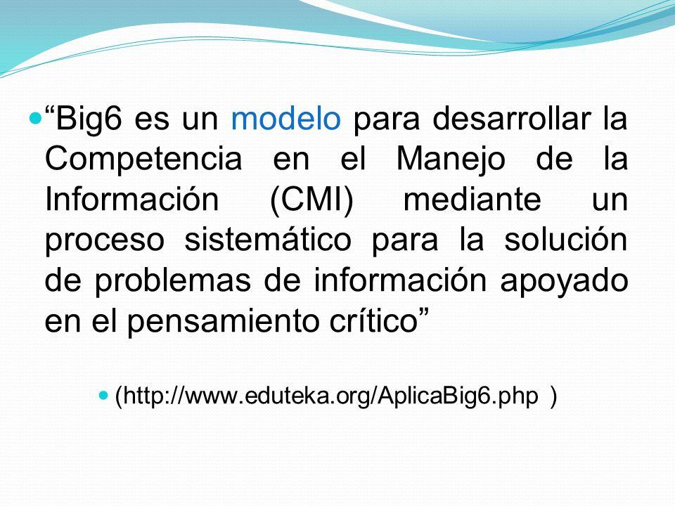 (http://www.eduteka.org/AplicaBig6.php )