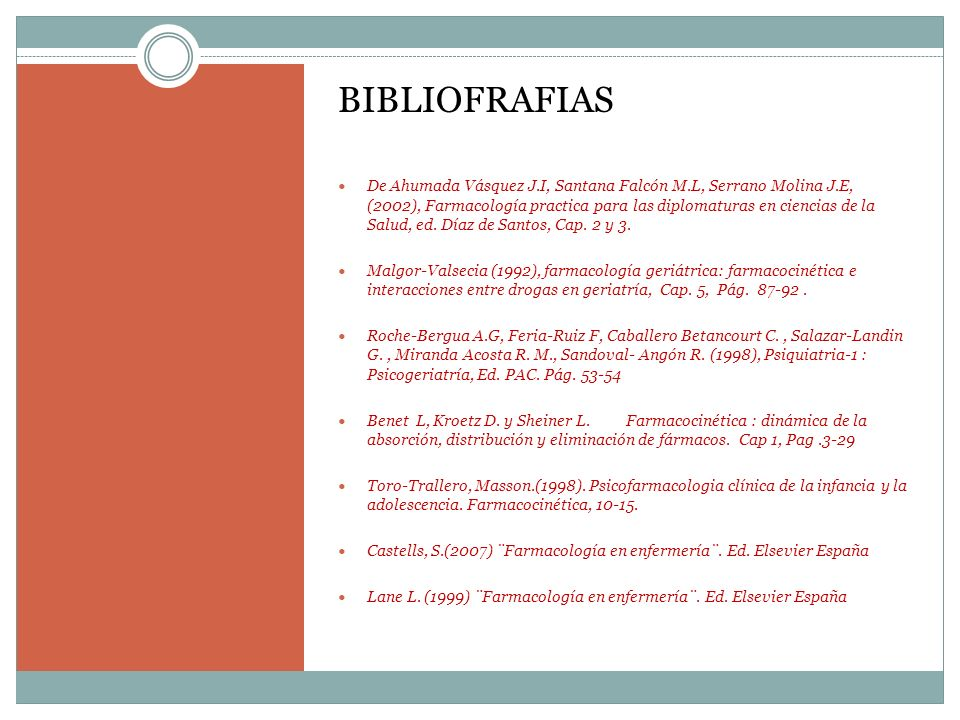 BIBLIOFRAFIAS