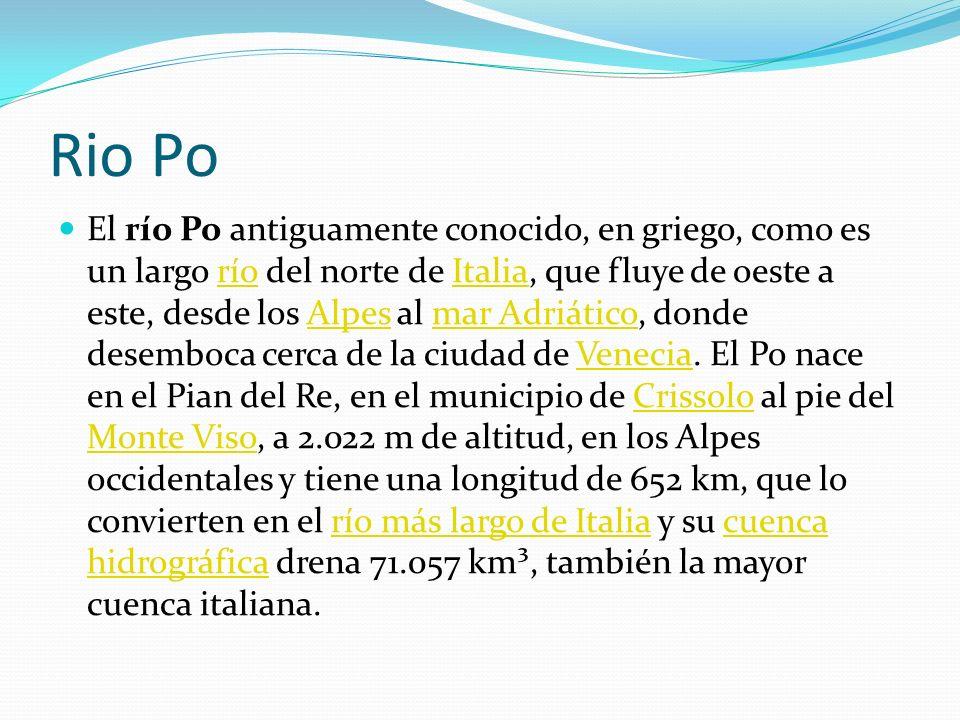 Rio Po