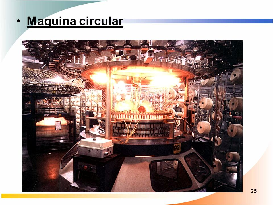 Maquina circular