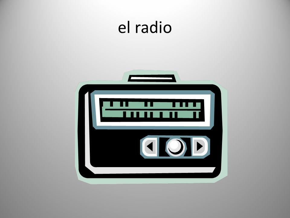 el radio